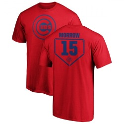 Youth Brandon Morrow Chicago Cubs RBI T-Shirt - Red